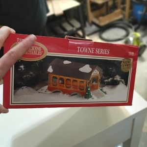 Dickens Collectibles Towne Series Vintage Bridge
